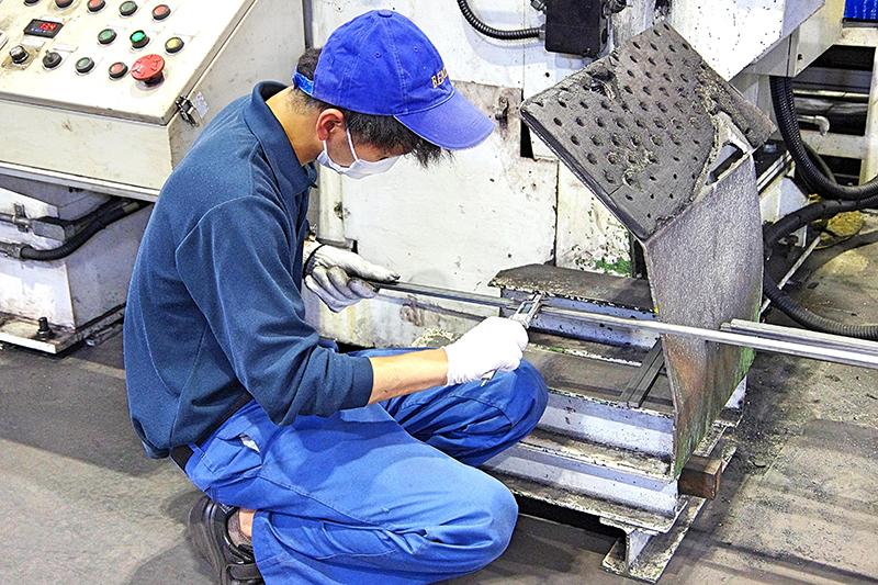 ベンダ工業採用サイト